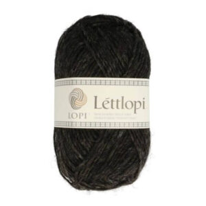 Lettlopi Black Heather