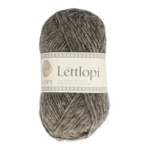 Lettlopi Grey Heather
