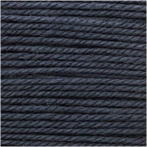 rico essentials soft merino aran jeans blauw 032
