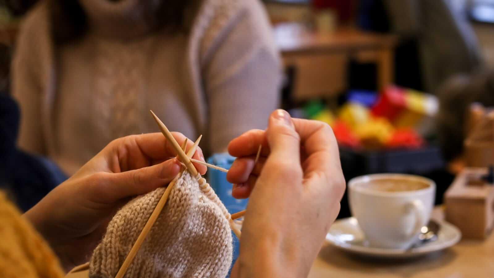 breiles voor gevorderden den haag scheveningen gevorderde breilessen cursus breien rondbreien sokkennaalden magic loop leren