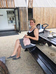 Mirjam Molenbeek breien thuisblijfvakantie staycation