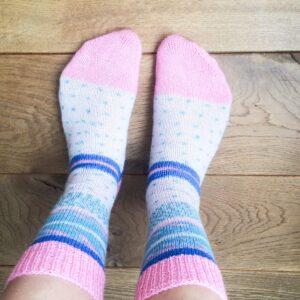sokken leren breien den haag scheveningen