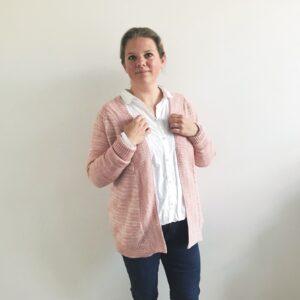 leer een vest of trui breien breiles den haag scheveningen