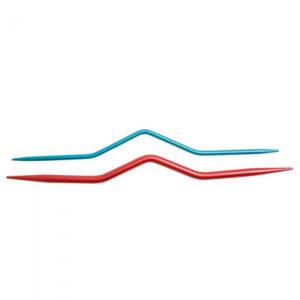 KnitPro kabelnaalden aluminium