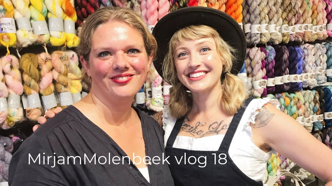 MirjamMolenbeek vlog 18 Andrea Mowry