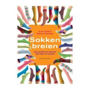 boek sokken breien